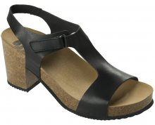 Scholl Dámské sandále Aracena Bioprint Black F265611004 40