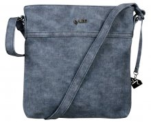 LYLEE Crossbody modrá kabelka April Crossover Bag Blue