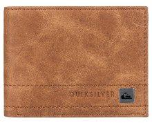 Quiksilver Peněženka Stitchy Wallet II Tobacco Brown EQYAA03636-CMK0