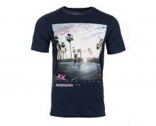 Jack&Jones Pánské tričko Total Eclipse S