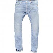 Cars Jeans Pánské modré kalhoty Bari Jog Bleachused 7814805.34 31