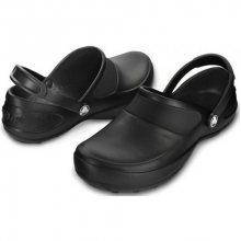 Crocs Dámské pantofle Mercy Work Black/Black 10876-060 41-42