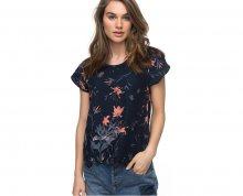 Roxy Dámská halenka Gypsy Path Print Dress Blues Lee Lee ERJWT03164-XBBM XL