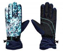 Roxy Zimní rukavice Rx Jetty Gloves Kaleidos Flowers ERJHN03068-BFK9 L