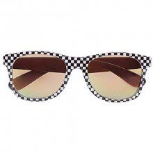 VANS Pánské sluneční brýle Spicoli 4 Shades Checkerboard/Black/Red V00LCOPIT