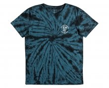 Quiksilver Triko Off The Block Spiral Indian Teal EQYZT04293-BQK0 XL
