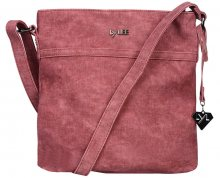 LYLEE Crossbody vínová kabelka April Crossover Bag Bordeaux