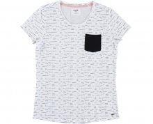 Cars Jeans Dámské triko Zazoe 4335723 White S