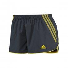 adidas Adizero Split Short W šedá L/XL
