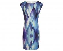 Smashed Lemon Dámské krátké šaty Blue 17255/03 XS