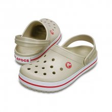 Crocs Pantofle Crocband Stucco/Melon 11016-1AS 36-37