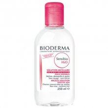Bioderma Zklidňující pleťová voda Sensibio H2O (Solution Micellaire) 250 ml