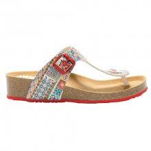 Desigual Dámské pantofle Libra Microrapport 18SSHP17 3061 36