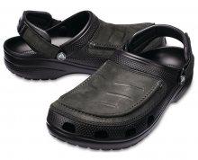 Crocs Pantofle Yukon Vista Clog Black/Black 205177-060 42-43