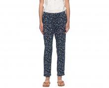 Roxy Dámské kalhoty Bimini Printed Pant Dress Blues Beyond Way Small ERJNP03157-BTK9 XS