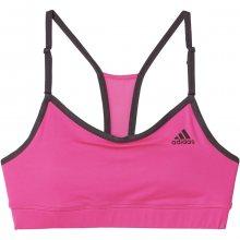 adidas Strappy Bra Sol růžová XS