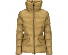 GEOX Dámská bunda Woman Down Jacket Mustard Gold W7425L-T2412-F2086 32