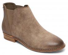 Roxy Kotníčkové boty Austin Taupe ARJB700545-TAU 36