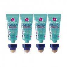 Dermacol Make-up s korektorem na problematickou pleť Acnecover 30 ml + 3 g č. 1