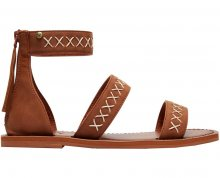 Roxy Dámské sandále Natalie Brown ARJL200621-BRN 37