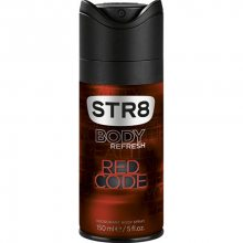 STR8 Red Code - deodorant ve spreji 150 ml