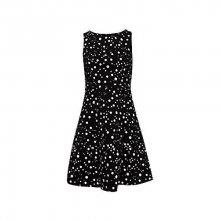 Smashed Lemon Dámské krátké šaty Black 17687/02 XS