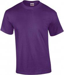 Tričko Gildan Ultra - fialová S