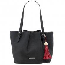 Tamaris Elegantní kabelka Natalie Shopping Bag 2499181-001 Black