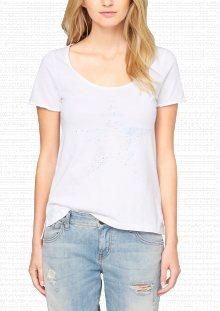 s.Oliver Dámské tričko 322380_1_505ca bílá\n\n