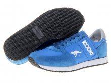 Kangaroos Unisex tenisky Combat_ss15 modrá