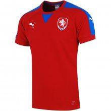 Puma Czech Republic Casuals T-Shirt červená L