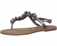 Tamaris Dámské sandále 1-1-28144-20-915 Pewter 37