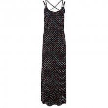 Q/S designed by Dámské dlouhé vzorované šaty 34