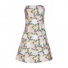 Smashed Lemon Dámské šaty White 18194/01 XS