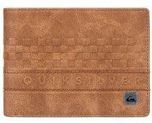 Quiksilver Peněženka Everyday Stripe Wallet II Tobacco Brown EQYAA03640-CMK0