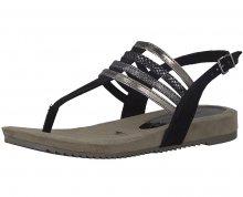 Tamaris Dámské sandále 1-1-28634-20-098 Black Comb 36