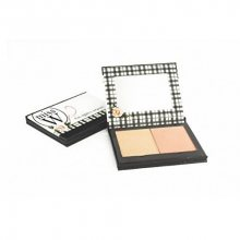 Miss W Víceúčelová paletka pro ukládání očních stínů, pudrů a tvářenek (Create Your Own Make-Up Case)