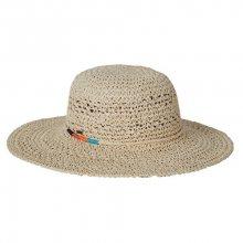Volcom Dámský letní klobouk Sea Flair Straw Hat E5511702-NAT XS/S