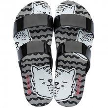 Zaxy Dámské pantofle Share Thong Fem 17363-90563 Black 35-36