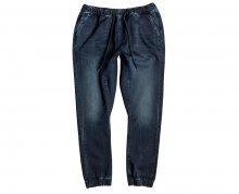Quiksilver Pánské kalhoty Fonic Denim Blue Black EQYDP03296-BYJW M