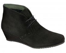 Scholl Dámské kotníkové boty Lorelie Memory Cushion Black F267931004 36