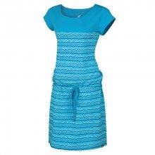 Hannah Dámské šaty Tyene Blue curacao 36