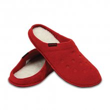 Crocs Pantofle Classic Slipper Pepper/Oatmeal 203600-6MC 36-37