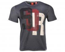 s.Oliver Pánské tričko 13.711.32.5955.9581 Grey S