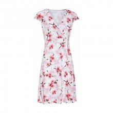 Smashed Lemon Dámské krátké šaty White 18277/01 S