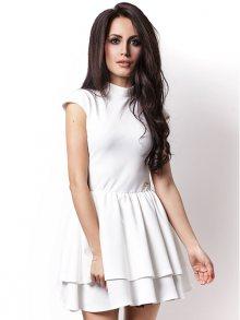 Ivon Dámské šaty_WHITE\n\n