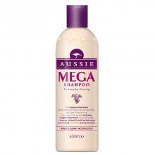 Aussie Šampon pro každodenní mytí vlasů Mega (Shampoo) 300 ml