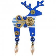 Deers Velký modrý námořnický jelínek Morgan