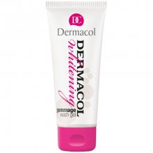Dermacol Mycí gel s mikroperličkami Whitening (Gommage Wash Gel)100 ml