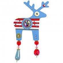 Deers Velký modrý námořnický jelínek Kapitánka